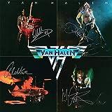 Van Halen Autographed Self Titled Mint Condition