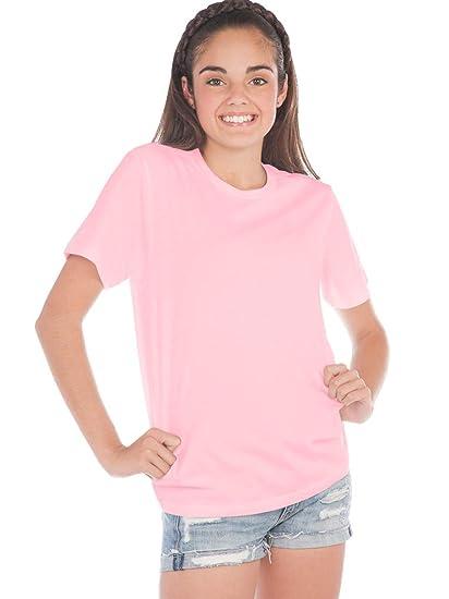 09eb811fcec6c Kavio! Youth Crew Neck Short Sleeve Tee Jersey (Same YJC0263)