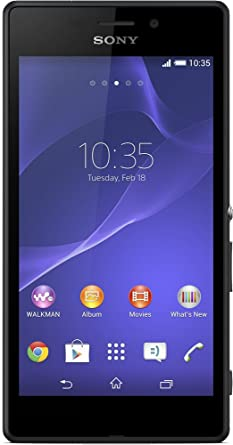 Amazon.com: Sony Xperia M2 Aqua – Unlocked, Negro