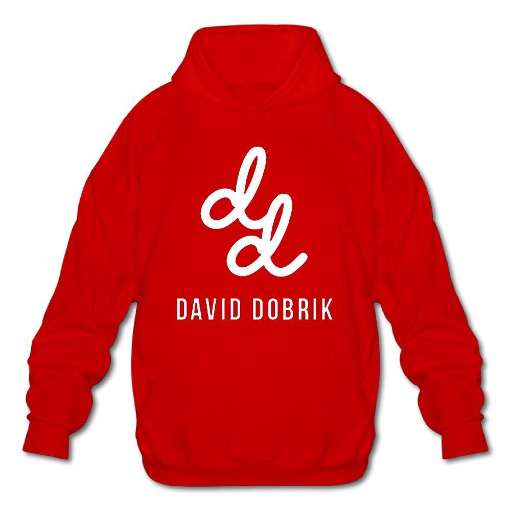 David Dobrik dd Men's Hipster Hooded Sweatshirt