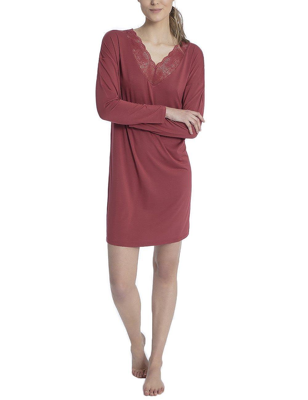 Calida Damen Einteiliger Schlafanzug Jaina