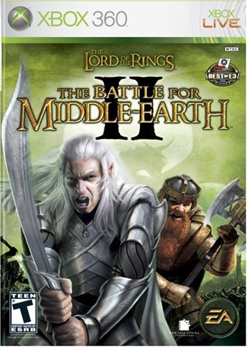 Lord Rings Battle Middle Earth Xbox 360 product image