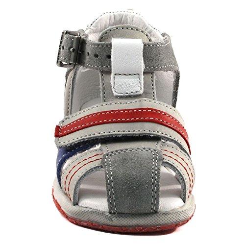 babybotte Jungen Sneaker Grau Grau 21