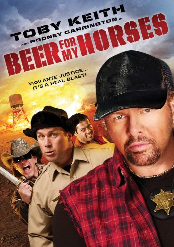 DVD : Beer For My Horses