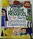img - for Creative Resources for the Early Childhood Classroom (5th Edition) book / textbook / text book