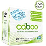 Best Napkins - Caboo Natural Bamboo Paper Napkins, Eco Friendly Tree Review