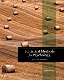 img - for Statistical Methods for Psychology (PSY 613 Qualitative Research and Analysis in Psychology) book / textbook / text book