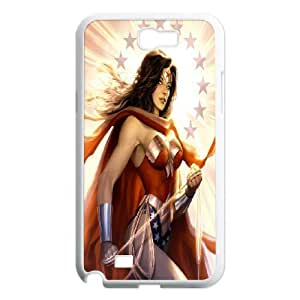 DC Comics Super hero wonder woman,sexy wonder woman protective case cover For Samsung Galaxy Note 2 Case LHSB9678819