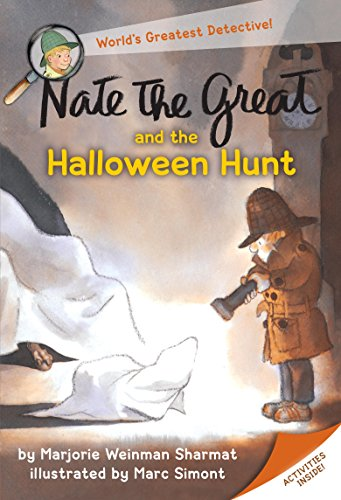 Nate the Great and the Halloween Hunt -