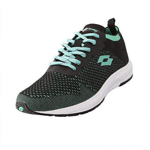 Santa Rosa Blk/Blue Running Shoes