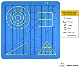 3D Printing Pen Geometrical Silicone Mat Template