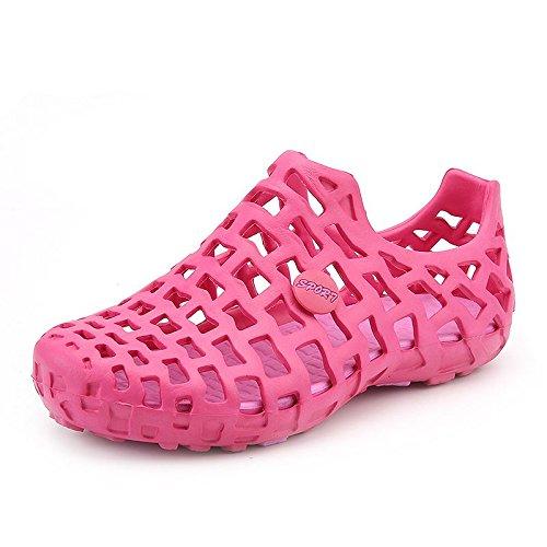 Xing Lin Sandalias De Hombre Cueva De Verano Zapatos 36 Beach 37 Hombres Baño Baño Plástico El Plástico Zapatos Zapatos Zapatillas Sandalias red
