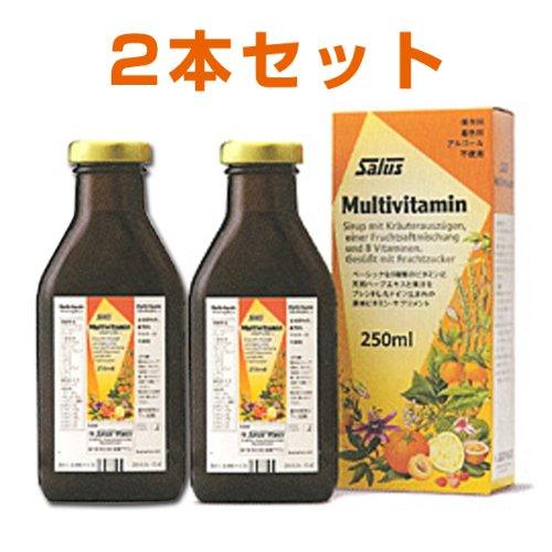 サルス社 マルチビタミン  250ml×2本セット B006XAND2S