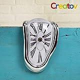 Creatov Decorative Dali Watch Melting Clock