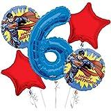 Amazoncom Superman Decorations Party Supplies Toys Games