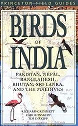 Birds of India, Pakistan, Nepal, Bangladesh, Bhutan, Sri Lanka and the Maldives