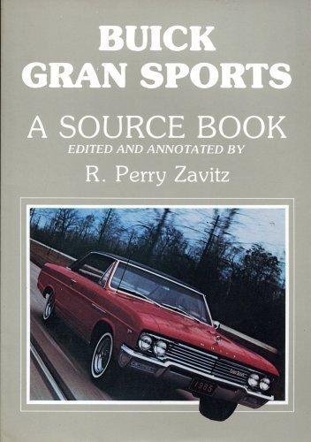Buick Gran Sport - Buick Gran Sports Source Book