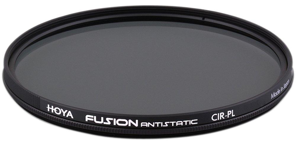 Hoya 52mm Fusion Antistatic Super Multi Coating Super Slim Frame Circular Polarizing Filter YSCPL052