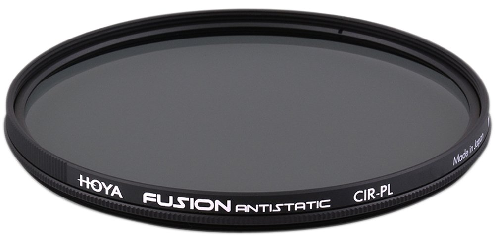 Hoya 77 mm Fusion Antistatic CIR-PL Filter by Hoya
