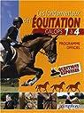 Les fondamentaux de l'équitation : Galops 1 à 4 par Ancelet