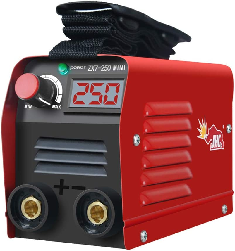Kecheer Máquina de soldadura eléctrica,soldadora regulable ajustable digital IGBT,con pantalla LED ZX7-250