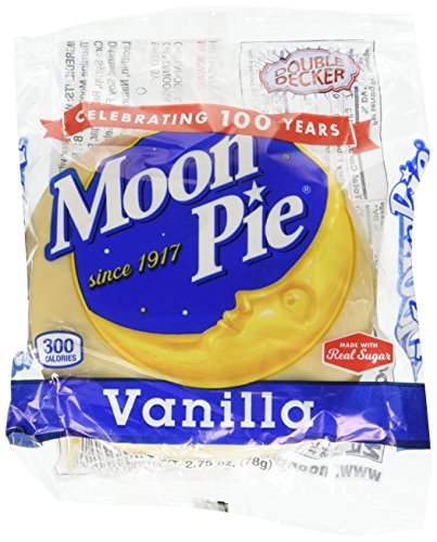 Original Moonpie Double Decker - 9ct. Assorted Flavors (Vanilla) (Vanilla Pie)