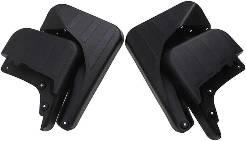 supercobe Splash Guards Mud Flaps MudFlaps For Mercedes-Benz GLK-Class X204 2009-2017
