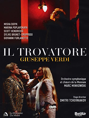 Verdi: Il Trovatore Brussels Grand Places House