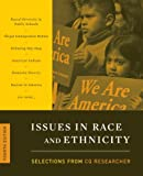 Issues in Race and Ethnicity, CQ Researcher Staff, 0872896145