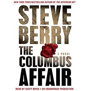 The Columbus Affair Hörbuch