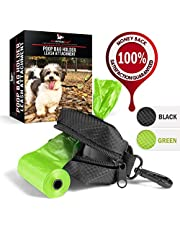 Hands Free Dog Leash - for Running/Hiking/Dog Training - Heavy Duty Extra Long Bungee Lead - Waist Leashes for Dogs