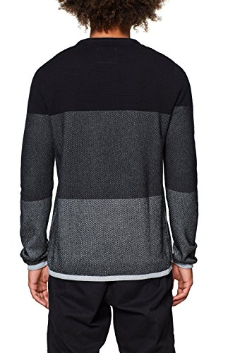 Noir By Esprit Pull Homme Edc 001 black PdRqIORxw