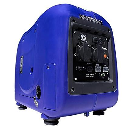 Hyundai HY3000SEi Gasolina Generador Inverter