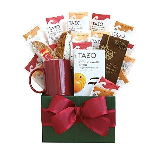 Tazo Tea Gourmet Tea Gift Set | Great Gift Idea for the Avid Tea Lover! by Organic (Tazo Tea Gift)