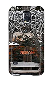 Leana Buky Zittlau's Shop Hot New Shockproof Protection Case Cover For Galaxy S5/ Antler Arch Case Cover 9773832K30230845