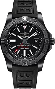 Breitling Avenger II GMT Mens Watch M3239010/BF04-152S