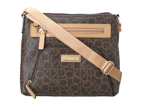 Khaki Body Monogram Brown Klein Camel Cross Calvin xZB0RwAqSx