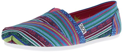 Skechers BOBS from Women's Plush Fashion Slip-On Flat