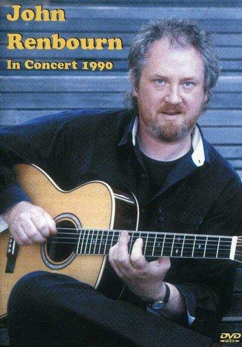John Renbourn In Concert 1990 by Vestapol
