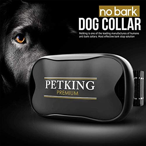 PETKING Effective Anti Barking Vibration Technology product image