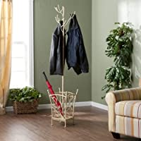 Hall Tree, Coat Umbrella Rack