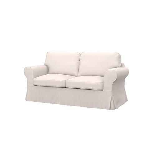 Soferia - IKEA EKTORP Funda para sofá Cama de 2 plazas, Eco ...