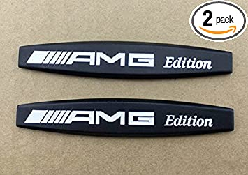 2x For Infiniti Car Logo Side Stickers Emblems Fender Decals Badge Accessories