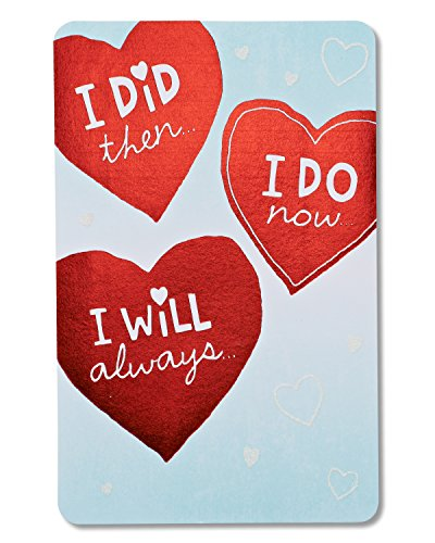 American Greetings Happy Anniversary Anniversary Card with Glitter