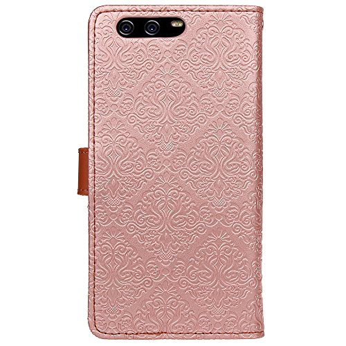Funda iPhone 7, iPhone 7 Plus, Funda iPhone 6/6S, Funda iPhone 6Plus/6S Plus,Protector de Pantalla de Slim Case Estilo Billetera con Ranuras para Tarjetas, Soporte Plegable, Cierre Magnético(ARD-11) C