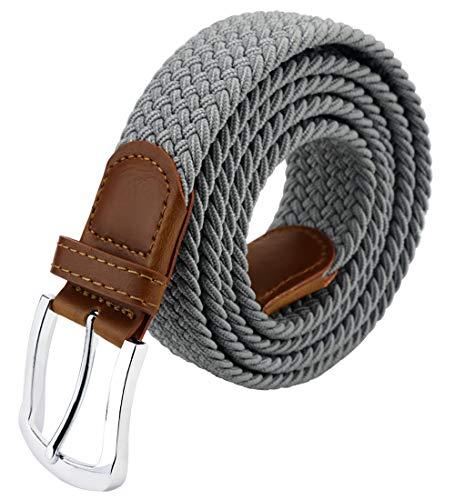 - Maikun Belts For Men, Canvas Elastic Belt, Belt For Men 41 45 49