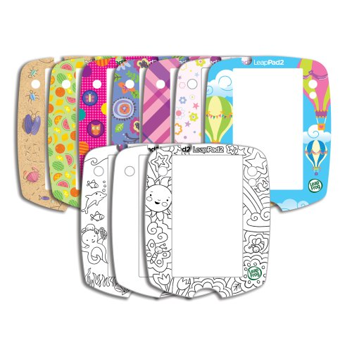 LeapFrog LeapPad2 Kids' Learning Tablet (Custom Edition), Pink by LeapFrog (Image #5)