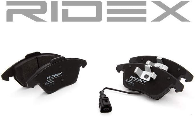 Ridex 402b0009 Bremsbeläge Bremsklötze Auto
