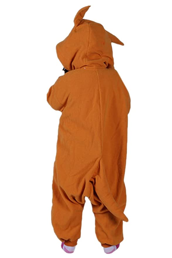 Canguro Cosplay Animales Pijamas Enteros Niño Niña Invierno Novedad Navidad Traje Disfraz: Amazon.es: Ropa y accesorios