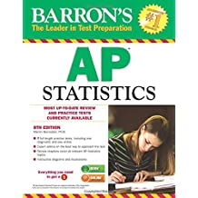 Barron's AP Statistics, 8th Edition